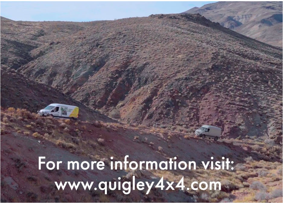 Quigley 4×4 and AWD Comparison Video